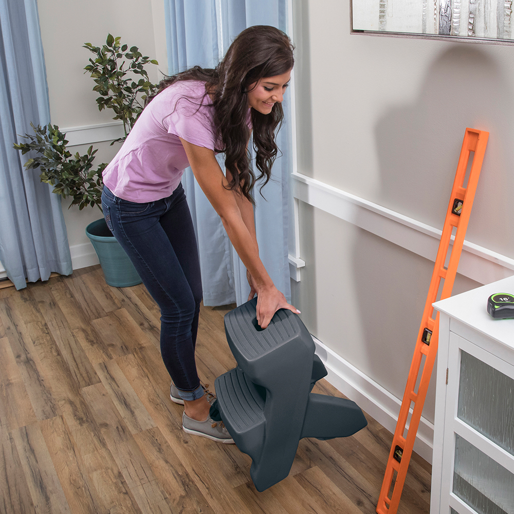 Step2 Carry Top Two-Step Stool movable