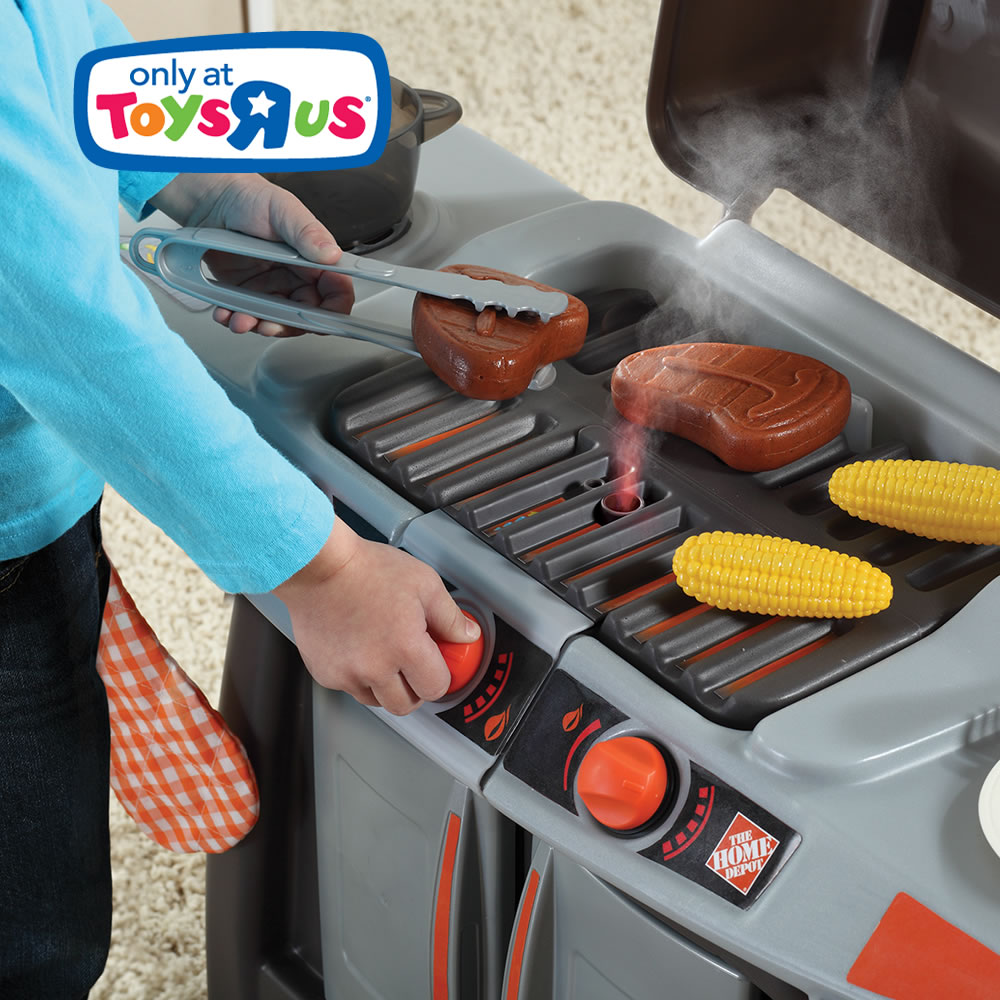 Home Depot Sizzle And Smoke Barbeque Grill