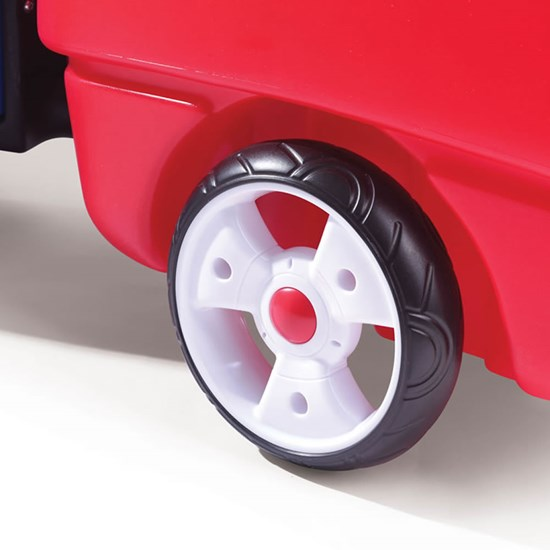 Step2 Choo Choo Wagon eight inch rubber wheels