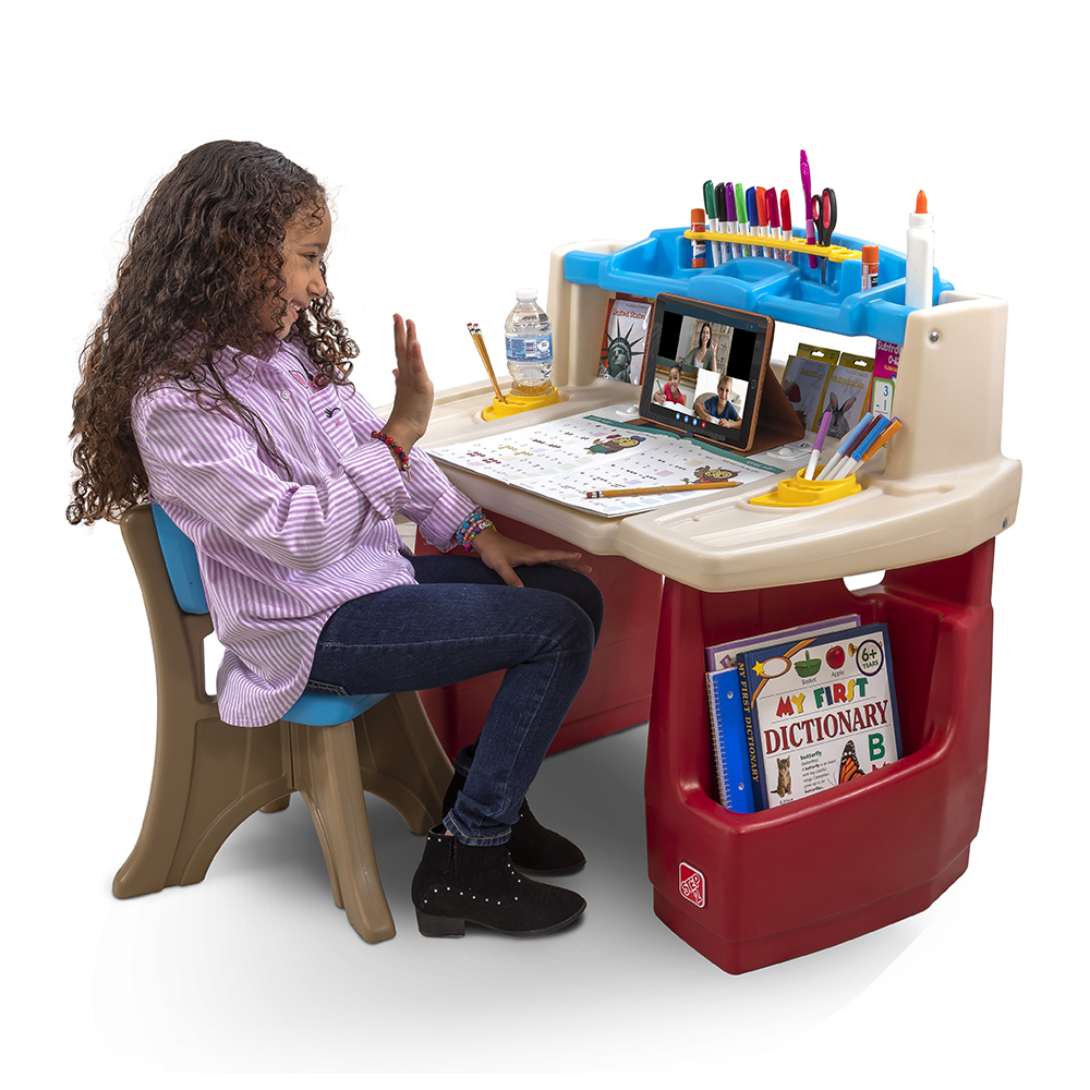 Deluxe Art Master Desk | Kids Art Desk | Step2