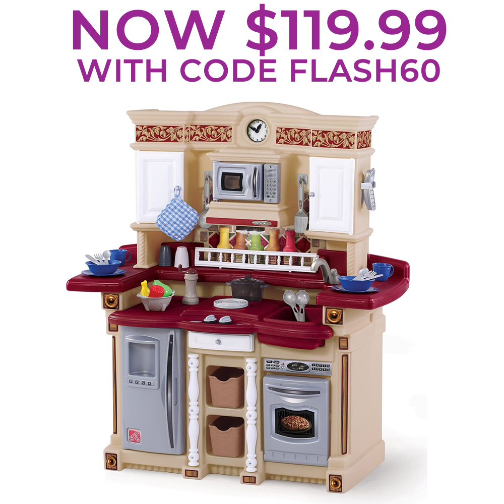 Play Kitchen Lifestyle Partytime Kitchen Kids Play Kitchen Step2