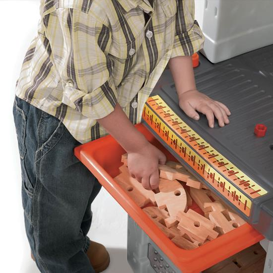 Step2 Deluxe Workshop drawer
