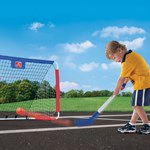 Step2 Kickback Soccer Goal & Pitch Back hockey
