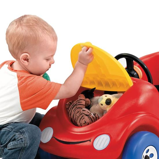 Step2 Push Around Buggy 10th Anniversary Edition under hood storage