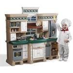 LifeStyle™ Deluxe Kitchen - Tan and Green