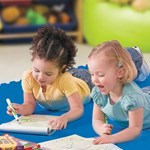 Step2 Playmats playroom