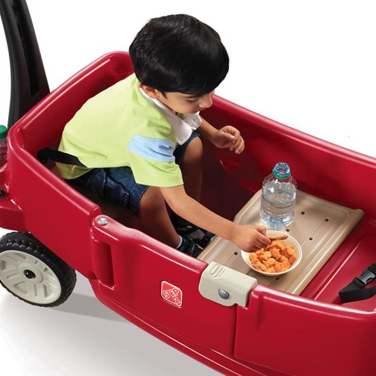 Step2 All Around Wagon with flip seats