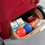 Step2 All Around Wagon storage
