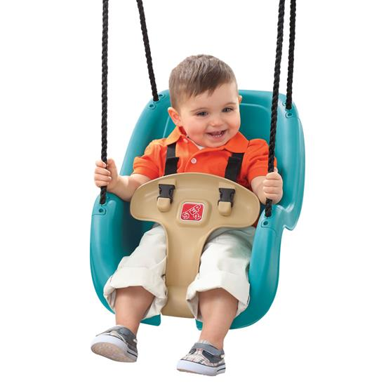 Step2 Infant to Toddler Swing Pink