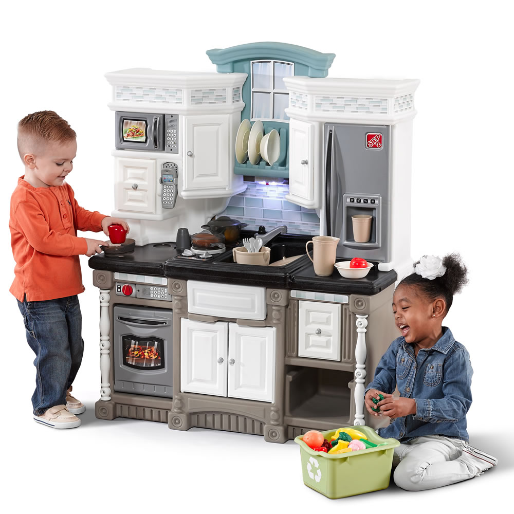 step2 lifestyle dream kitchen - Play Kitchen
