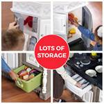 Step2 LifeStyle Dream Kitchen  refrigerator