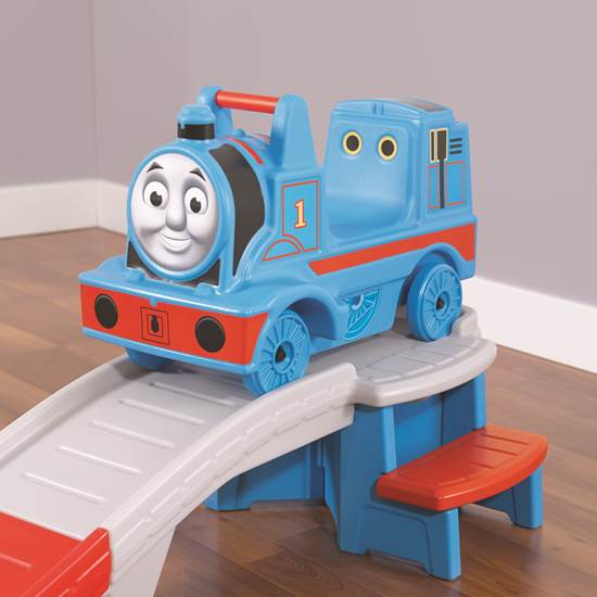 step2 Thomas the Tank Engine Up & Down Roller Coaster