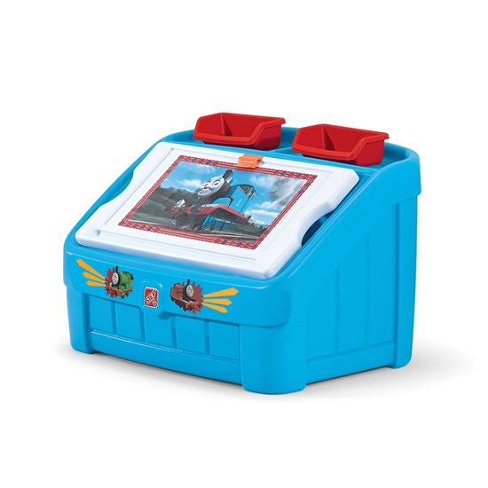 Step2 Thomas the Tank Engine Bedroom Combo set toy box