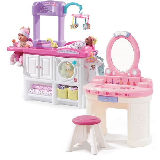 Step2 Pamper and Care Combo Playset