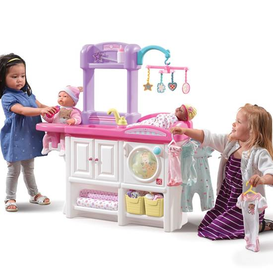 Step2 Pamper and Care Combo Playset nursery