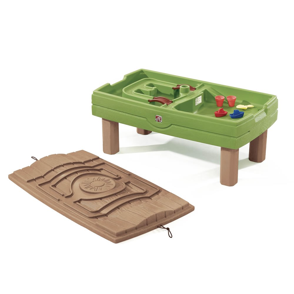 Step2 Naturally Playful Sand & Water Activity Center lid
