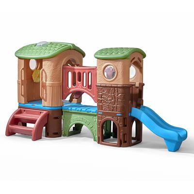 Step2 Clubhouse Climber best for ages of two to six years old to play