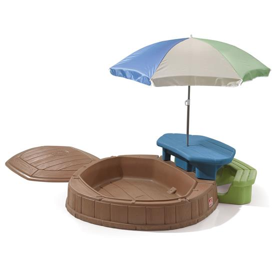 Step2 Naturally Playful Summertime Play Center Sandbox