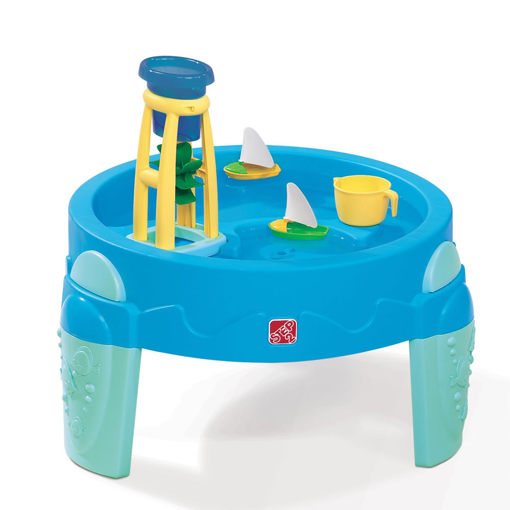 waterwheel play table  kids sand  water play  step - waterwheel play table™