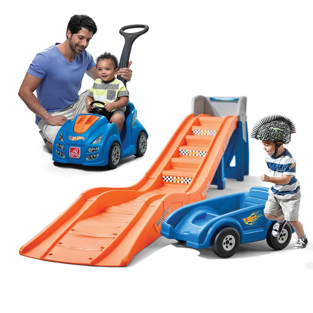 Step2 Hot Wheels™ Cruise and Ride Combo
