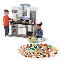 Dream Kitchen with Extra Play Food Set