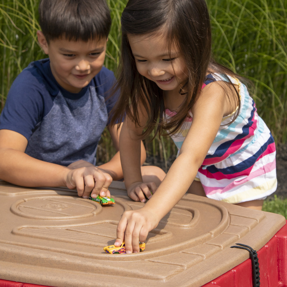 Step2 Naturally Playful  Sand Table Lid Tie Down