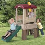 Step2 Naturally Playful Lookout Treehouse Slide