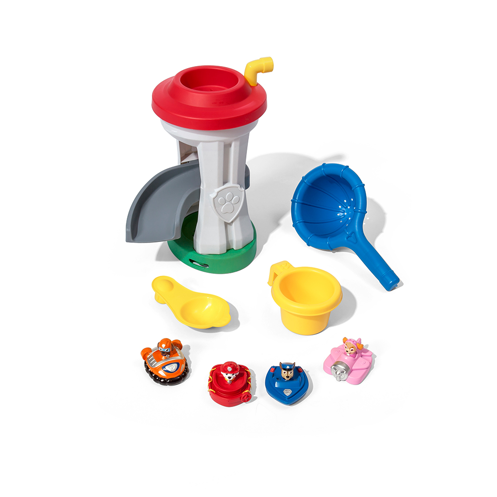 Step2 Paw Patrol Lookout Tower Water Table accessories