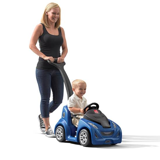 step2 Push Around Buggy GT blue