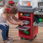 Step2 Coffee House Kitchen & Cafe kids play kitchen toaster oven and oven