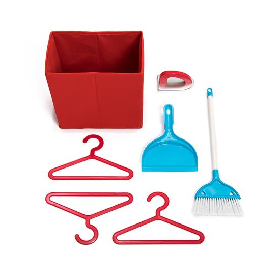 Step2 Clean Sweep Wood Laundry Center accessories