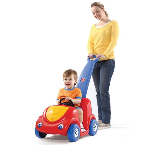 Toddler Riding Toys : Push around buggy kids ride on step