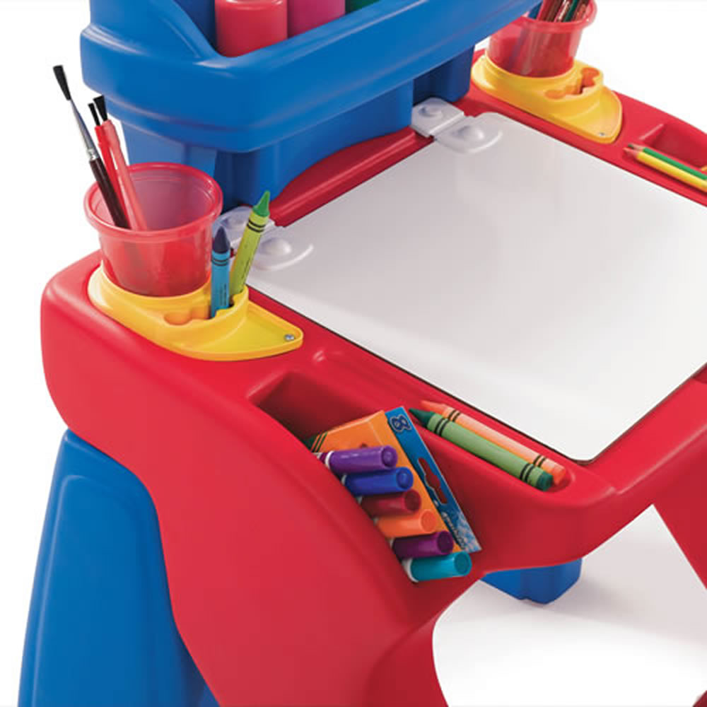 Write Desk Kids Art Desk Step2