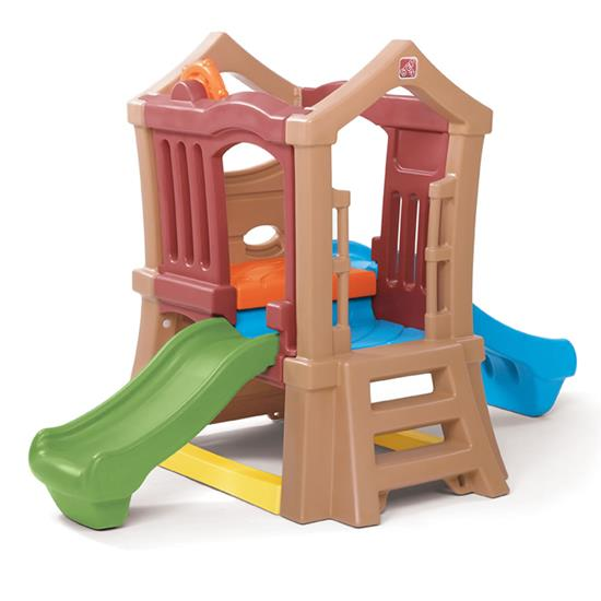Play Up Double Slide Climber Kids Climber Step2