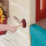 Step2 Naturally Playful Countryside Cottage Doorbell