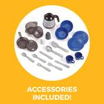 Step2 Cozy Kitchen 21 Piece Accessory Set