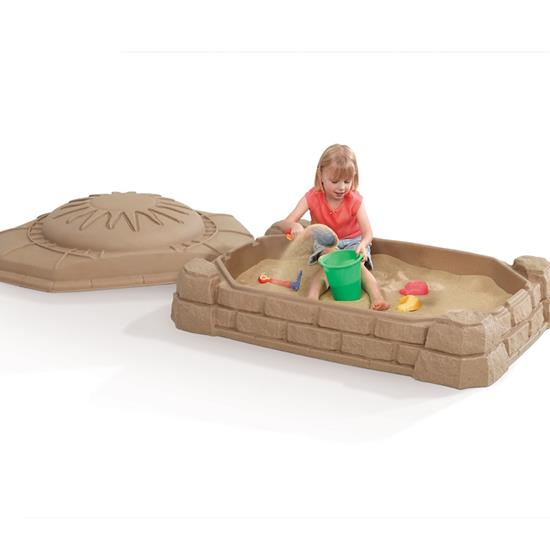 Step2 Clubhouse Climber & Sandbox Combo
