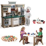 Step2 Deluxe Kitchen Play Set