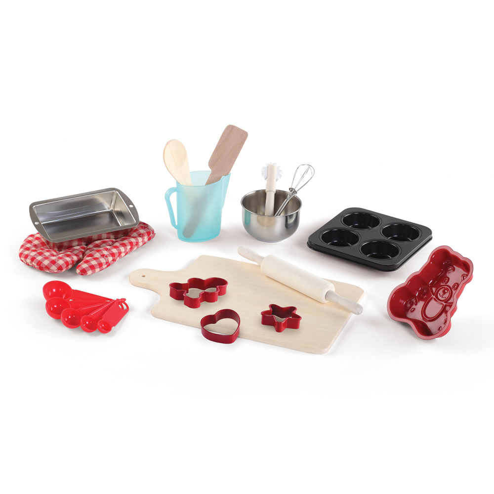 Step2 Deluxe Kitchen Play Set 20 Piece Baking Set
