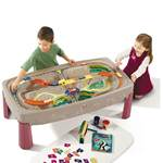 Step2 Tools and Trains Play Set Deluxe Canyon Train and Track Table