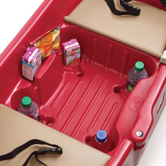 Step2 All Around Canopy Wagon Cup and Snack Holders