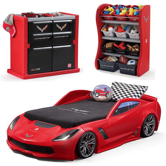 Step2 Corvette Bedroom Combo