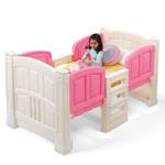 Step2 Girl's Loft & Storage Twin Bed