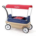Whisper Ride Touring Wagon™ - Blue