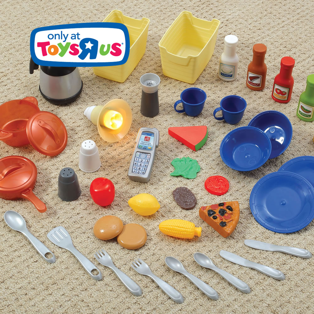 Plastic Play Kitchen Step 2 rise & shine kitchen | retailer exclusives | step2