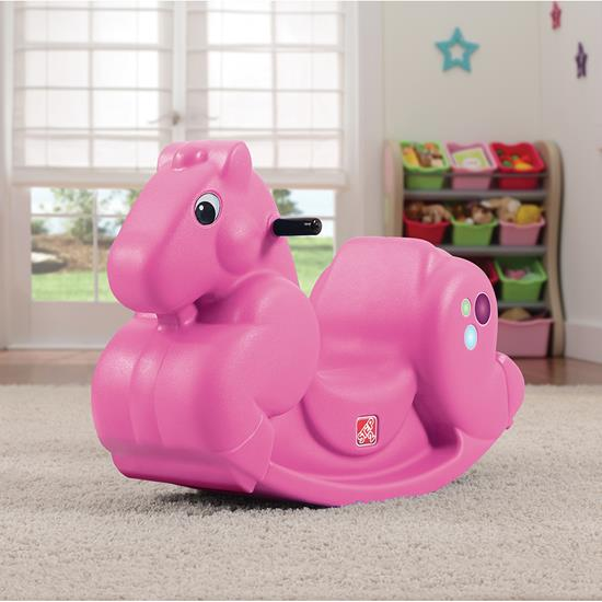 Step2 Carousel Pony - Pink rider