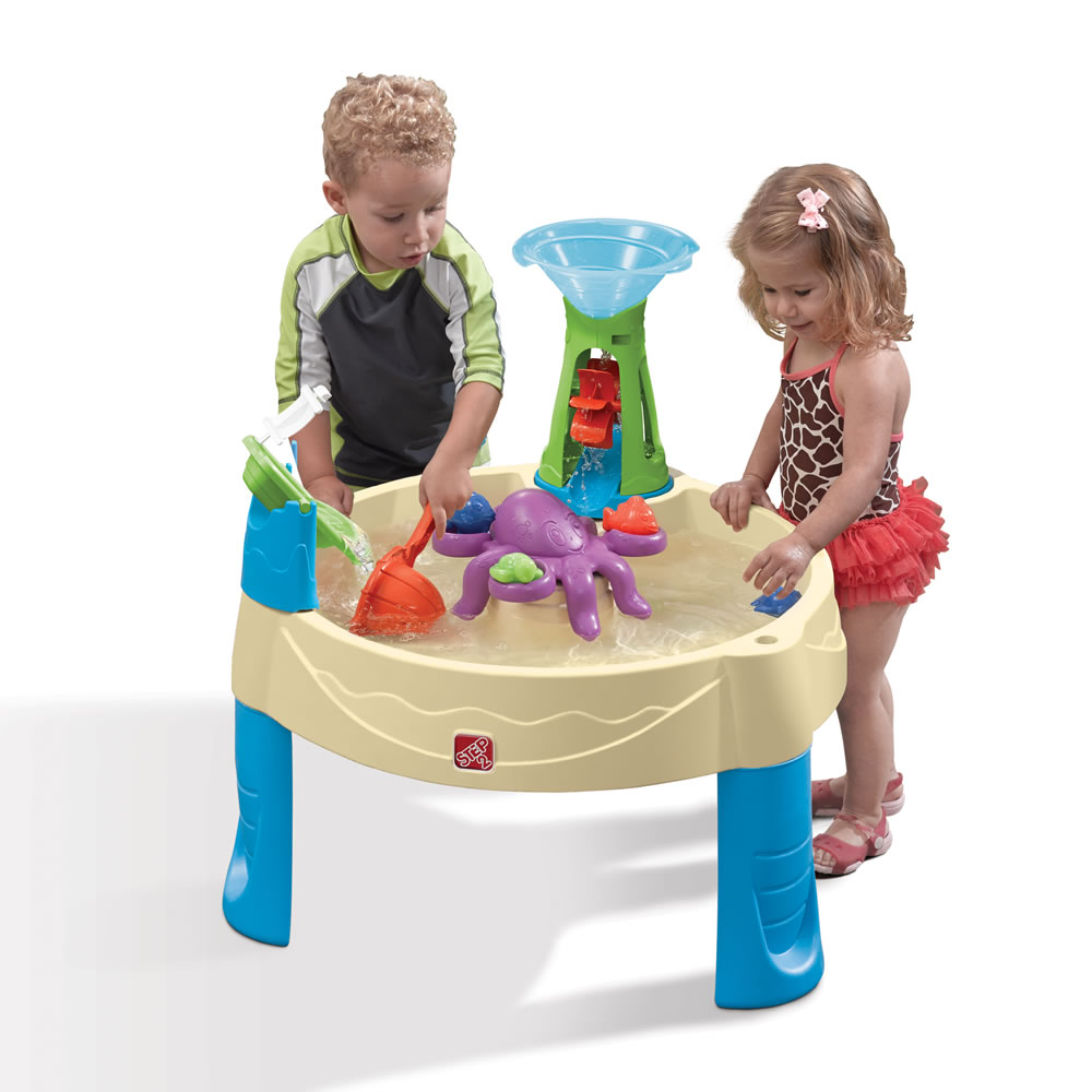 Attractive Wild Whirlpool Water Table | Kids Sand U0026 Water Play | Step2