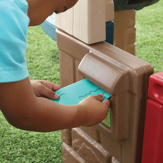 Step2 Great Outdoors Playhouse mail slot