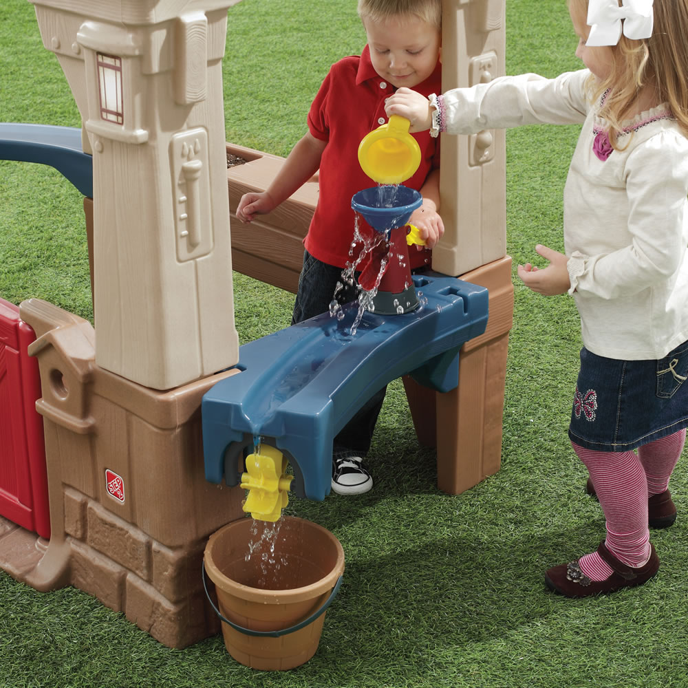 Step2 Great Outdoors Playhouse water pump