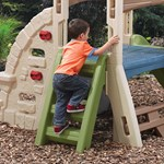 Step2 Alpine Ridge Climber and Slide ladder